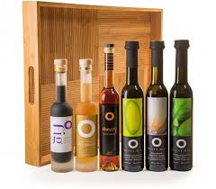 Olive Oil And Vinegar Bottles by American Artisans O Olive Oil The View From Great Island