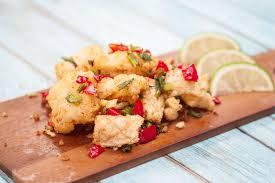 salt and pepper squid asian food adventure
