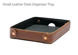 Desk Organizer Leather Leather Desk Accessories Leather Desk Accessories Leather Desk