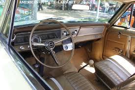 Nova Interiors 1967 Chevy Nova