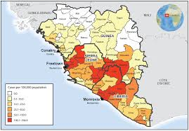 west africa map ebola update ebola virus disease outbreak west africa october 2014