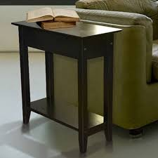 american heritage leather sofa end tables designs rustic living room side target rectangle end