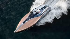 lexus service miami lexus unveils design for its first ever superyacht architectural