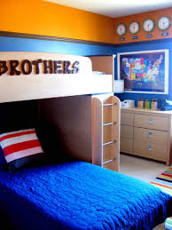 How To Make A Small Kids Bedroom Look Bigger Bedroom Children U0027s Color Palette Simple Wall Painting Designs