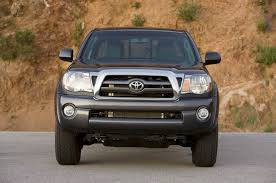2009 toyota tacoma sr5 specs 2010 toyota tacoma reviews and rating motor trend
