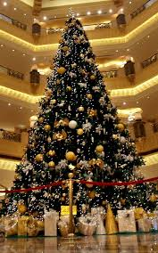 beautiful white christmas top decorating tree for futuristic