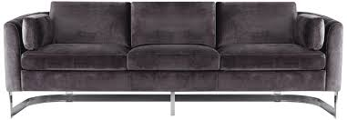 Grey Velvet Sofa by Sofas Center Shockingy Velvet Sofa Images Ideas Meridian