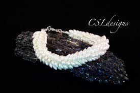 youtube beads bracelet images Beaded kumihimo braid with long magatamas jpg