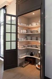 cuisine placard before and after of my chalk paint pantry door butler pantries