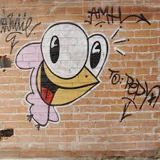 computer graffiti 5x7ft graffiti bird words bricks wall backgrounds computer