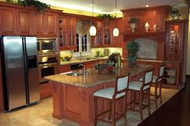 decorate kitchen cabinets for better cooking place kitchen island
