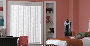 Bedroom Window Blinds Vertical Blinds In Wildflowers White 3 Day Blinds