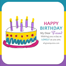 lovely free birthday cards for friends all greatquotes com