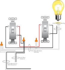 adding a receptacle to a 3 way switch circuit electrical