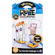 Challenge Physics Rube Goldberg The Trick Challenge Physics