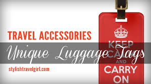 unique luggage tags dress up your luggage 10 unique recognizable luggage tags