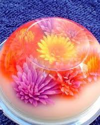 roses in jello google search gelatinas pinterest jello