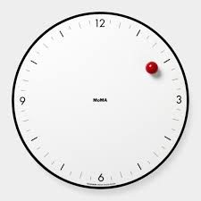 minimalist wall clock 50 cool and unique wall clocks you can buy right now