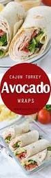 cajun thanksgiving cajun turkey avocado wraps i wash you dry