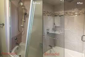 glass shower doors toronto toronto elegant bathroom renovation contractor iremodel