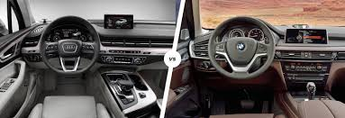 bmw x5 inside audi q7 vs bmw x5 u2013 luxury suv showdown carwow