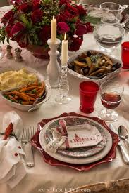Christmas Table Decoration On Pinterest by 93 Best Christmas Decorations Holiday Decor Images On Pinterest
