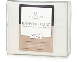 Quality Sheets Cosy House Collection Launches The Finest Quality Bamboo Blend Bed