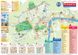 Mexico City Metro Map Pdf by Map Of London Tourist Attractions Sightseeing U0026 Tourist Tour
