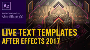 adobe after effects cc 2017 first review new features make