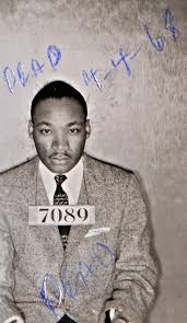 martin luther king prison photography