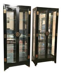 china cabinet shocking blackina cabinet photos design oak curio