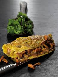 comment cuisiner les girolles fraiches omelette aux girolles les fruits et légumes frais