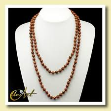 gold stone necklace images Buy long goldstone necklace jpg