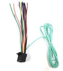 amazon com xtenzi pioneer power cord harness speaker plug for dvd