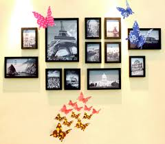 pcs diy butterfly wall sticker online shopping main features pcs butterfly stickers made pvc durable and fadeless can applied all smooth surfaces like walls doors windows
