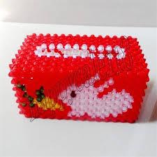 40 best tissue box images on pinterest tissue boxes beadwork