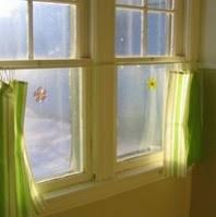 Half Window Curtains Update The Cafe Curtain Modern Furniture
