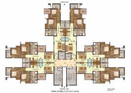 2bhk floor plans lodha palava city floor plan