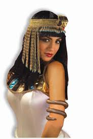 Cleopatra Halloween Costumes Adults Forum Novelties Women U0027s Egyptian Costume Accessory Asp Snake