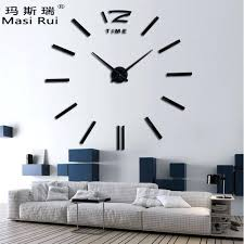 wall clocks canada home decor big wall clocks home design