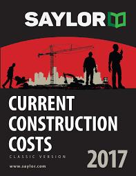 saylor cost manuals