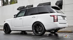 white land rover black rims 2013 range rover