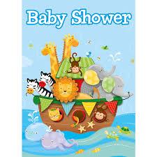 Walmart Baby Shower Invitation Cards Noahs Ark Baby Shower Invitations Best Inspiration From