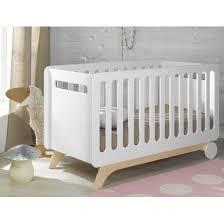 chambre evolutive bébé lit evolutif bébé 70x140 blanc bouleau victoire blanc bouleau alfred