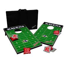 shop wild sports baltimore ravens outdoor corn hole party game at