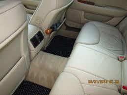 lexus floor mats ls400 my new mud flaps and custom floor mats clublexus lexus forum