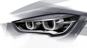 audi headlights poster bmw 7 series headlight design sketch from the gallery
