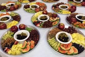 seder plate ingredients including everyone at the tu bishvat seder jewishboston