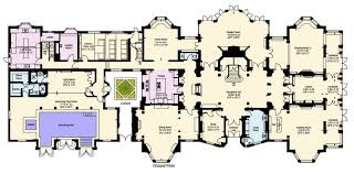 well suited design real mansion floor plans 14 a hotr readers