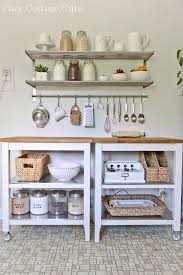 kitchen cart ideas this whole space ikea kitchen carts